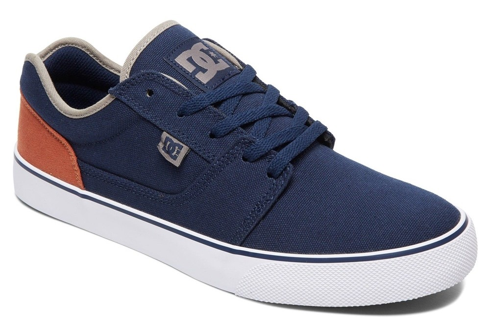 753d1b1231406 DC SHOES TONIK TX M NIGHT SHADE. Zapatillas Dc Shoes modelo Tonik TX en  color azul para hombre