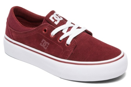 DC SHOES TRASE G BURGUNDY