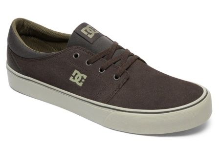 DC SHOES TRASE SD M MILITARY GREEN/CREAM