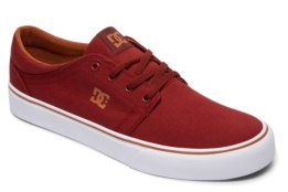DC SHOES TRASE TX M BURGUNDY