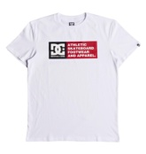 DC SHOES VERTICAL ZONE S SNOW WHITE