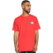 GRIMEY ASHE INFAMOUS TEE RED