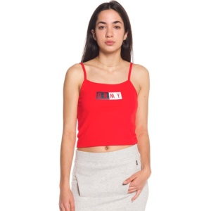 GRIMEY ASHE TOP RED