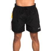 GRIMEY MANGUSTA V8 SWIMMING SHORTS BLACK
