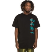 GRIMEY MIDNIGHT INFMS TEE BLACK