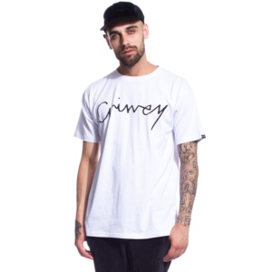 GRIMEY NATURAL TEE FW17 WHITE