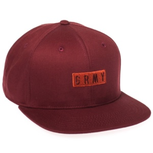 GRIMEY OVER GRAVITY SNAPBACK BRICK