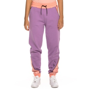 GRIMEY STEAMY BLACKTOP SWEAT PANTS PURPLE