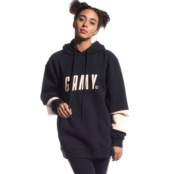 GRIMEY THE PAYBACK BOYFRIEND HOODIE BLACK