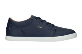 LACOSTE BAYLISS 118 3 NAVY/OFF WH