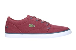 LACOSTE BAYLISS 118 3 DK RED/NVY