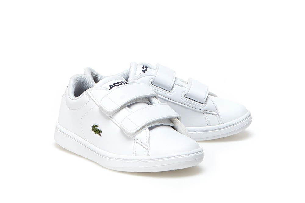 a3323a88 LACOSTE CARNABY EVO BL 1 WHT/NVY