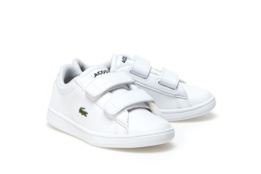 LACOSTE CARNABY EVO BL 1 WHT/NVY