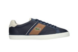 LACOSTE FAIRLEAD 118 1 NVY/LT BRW