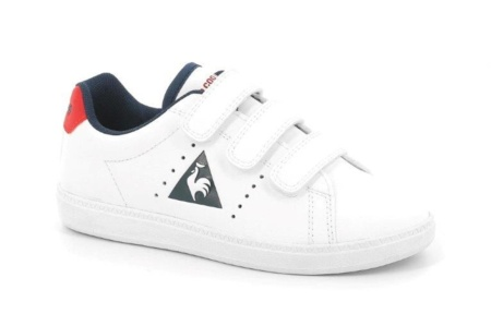 LE COQ SPORTIF COURTONE PS S LEA OPTICAL WHITE/VINTAG