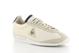 LE COQ SPORTIF QUARTZ W METALLIC TURTLE DOVE/DRESS BLUE