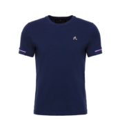 LE COQ SPORTIF TECH TEE SS N°1 M DRESS BLU