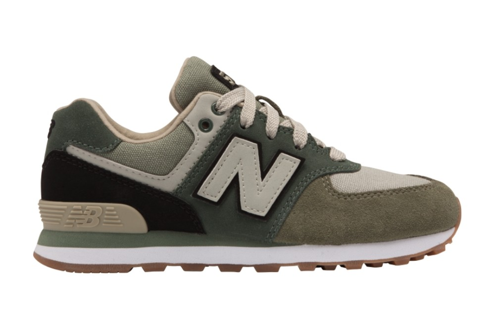 New Balance gc 574 faded verde