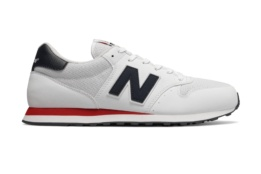 NEW BALANCE GM500 WHITE