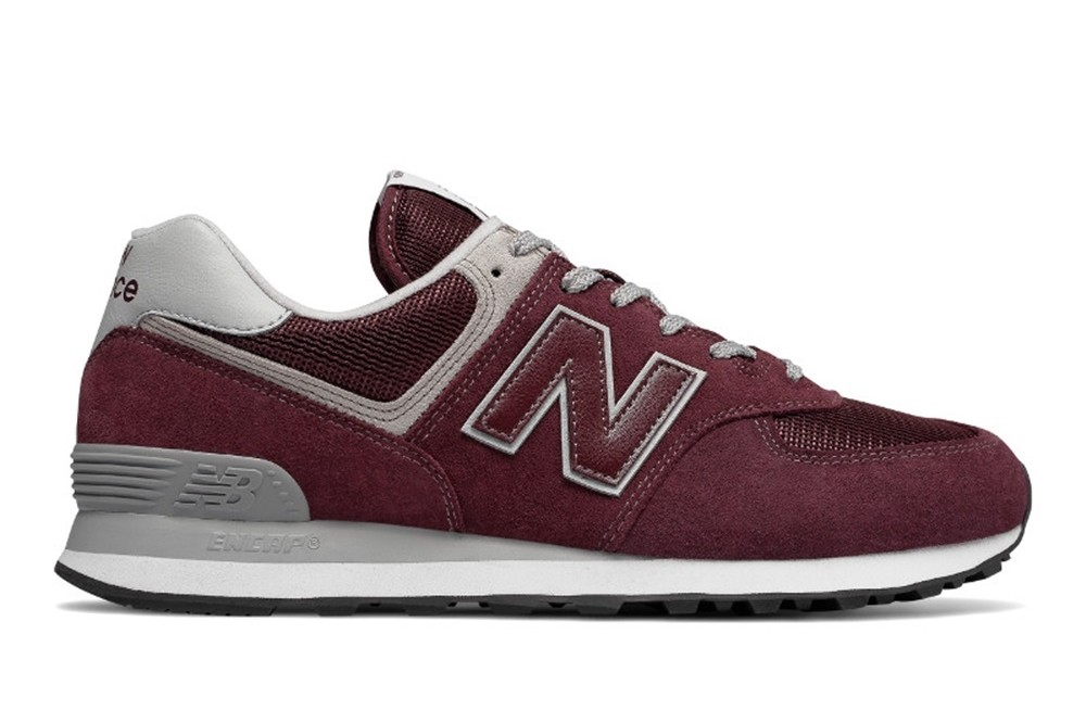 new balance ml574 burdeos