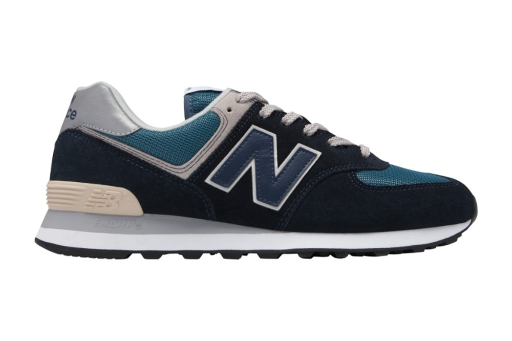 3ff9ac124 NEW BALANCE ML574 DARK NAVY