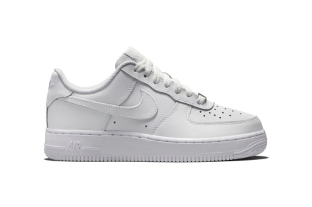 NIKE AIR FORCE 1 (GS) BLANCO