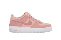 NIKE AIR FORCE 1 LV8 (GS) CORAL