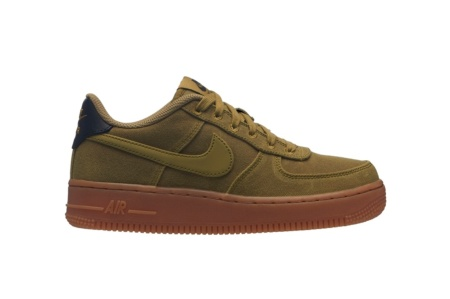 NIKE AIR FORCE 1 LV8 STYLE (GS) CAMPER GREEN/CAMPER GREEN GUM