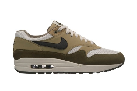 NIKE NIKE AIR MAX 1 MEDIUM OLIVE/SEQUOIA NEUTRAL O