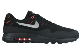 NIKE AIR MAX 1 ULTRA 2.0 MOIRE BLACK/WOLF GREY