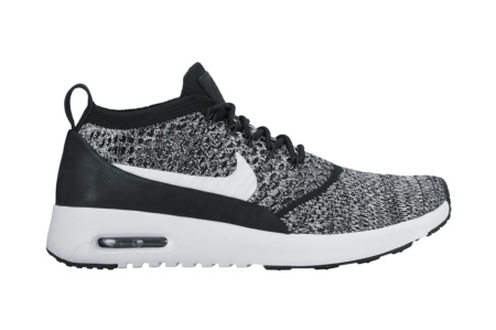 NIKE AIR MAX THEA ULTRA NEGRO/BLANCO