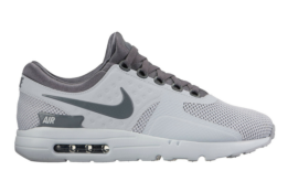 NIKE AIR MAX ZERO ESSENTIAL WOLF GREY/ DARK GREY