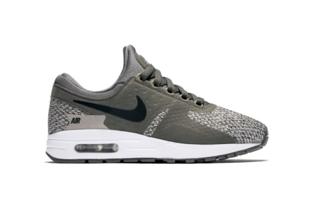 NIKE AIR MAX ZERO SE (GS) RIVER ROCK/BLACK