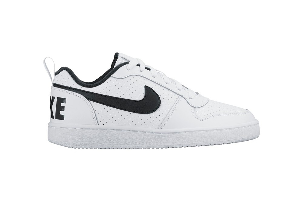 Nike Court Borough Low (Gs) White