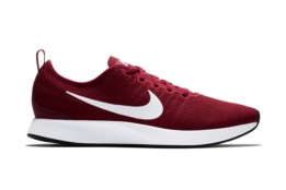 NIKE NIKE DUALTONE RACER RED CRUSH/WHITE BLACK