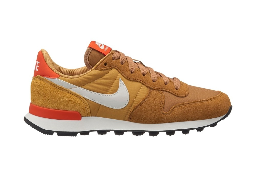 hot sale online b1a2e ed961 Nike Internationalist naranja