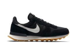 NIKE NIKE INTERNATIONALIST WOMEN BLACK/SUMMIT WHITE ANTHRACITE