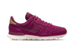 NIKE W INTERNATIONALIST PRM TRUE BERRY/TRUE BERRY SUMMIT W