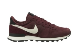 NIKE WMNS INTERNATIONALIST BURGUNDY CRUSH/SUMMIT WHITE BL