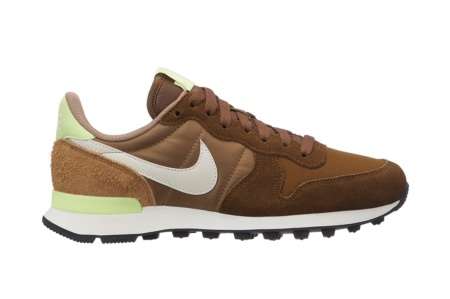 NIKE WMNS INTERNATIONALIST YUKON BROWN/SUMMIT WHITE CANTE