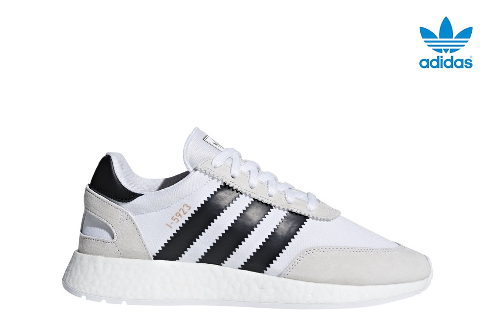 Zapatillas ADIDAS modelo Iniki I-5923 en color blanco-g