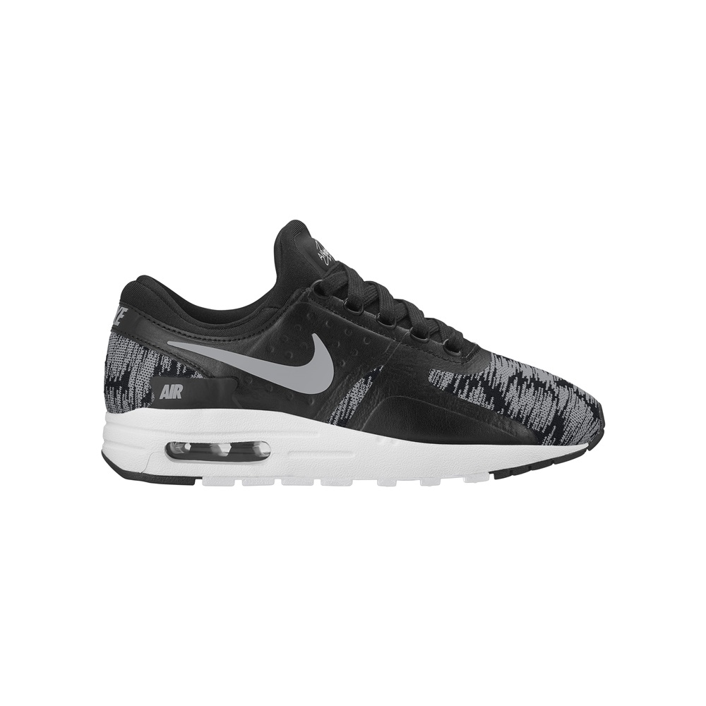 Zapatillas Nike modelo Air Max Zero SE (Gs) en color negro para junior-b