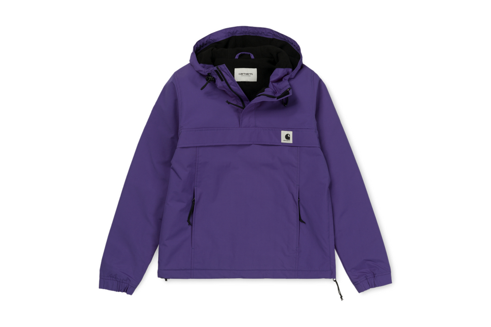 CARHARTT W´NIMBUES PULLOVER FROSTED VIOLA