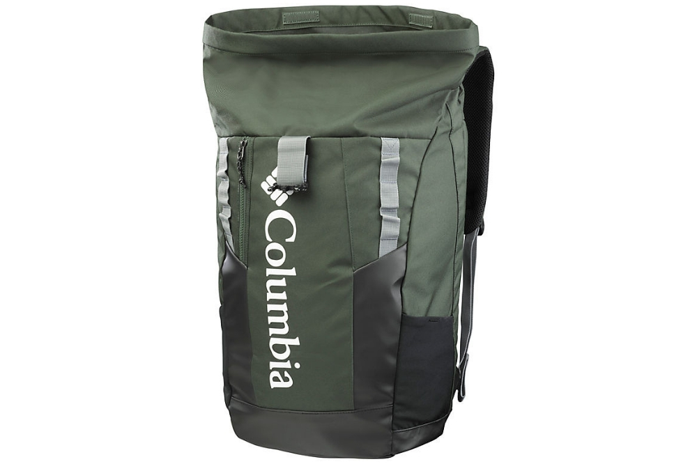 COLUMBIA CONVEY 25L- SURPLUS GREEN