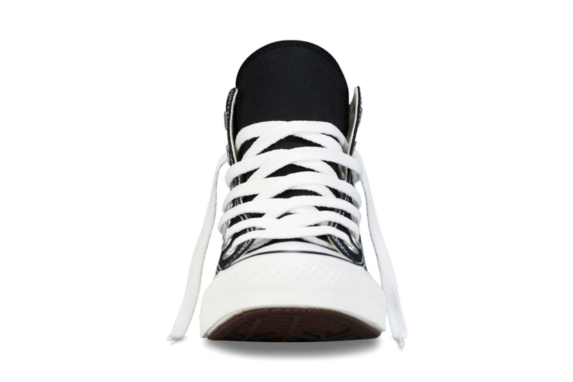 Zapatillas Converse modelo Chuck Taylor All Star Hi en color negro-b