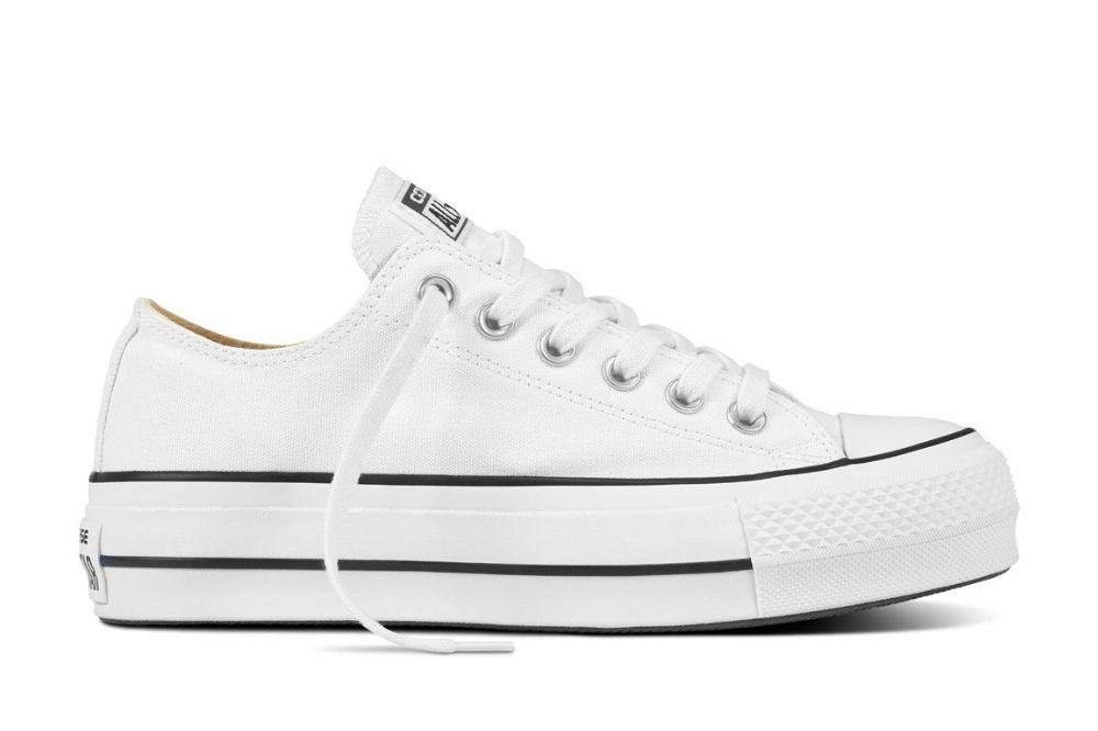 CONVERSE CHUCK TAYLOR ALL STAR LIFT WHITE/BLACK