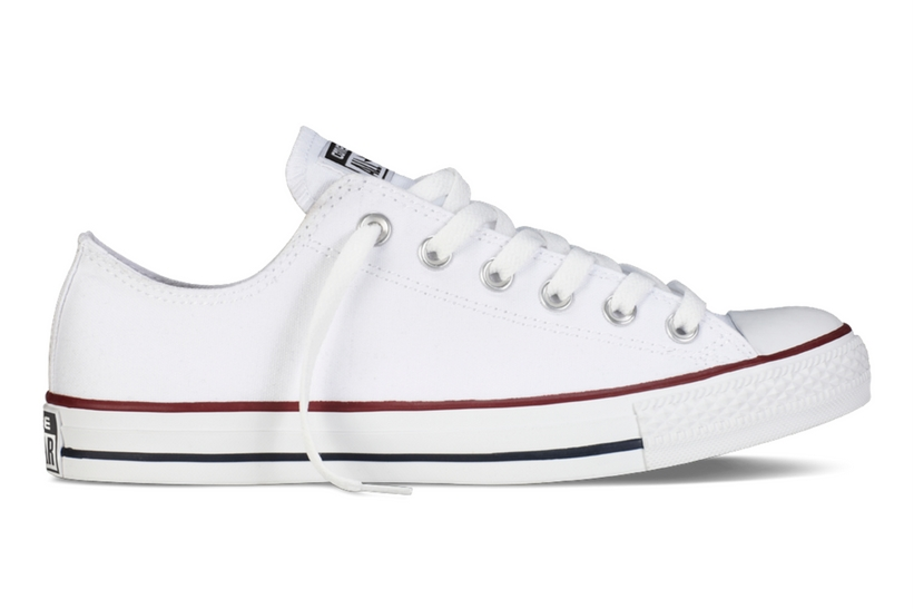 1f22dddbe879 Zapatillas Converse modelo Chuck Taylor All Star en color blanco-e