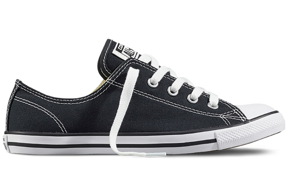 CONVERSE CT AS DAINTY OX BLACK