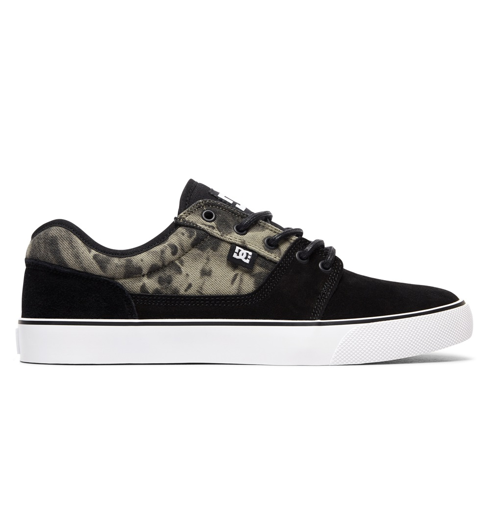 DC Red de Hombres SE, Black Destroy Wash, 18 D US