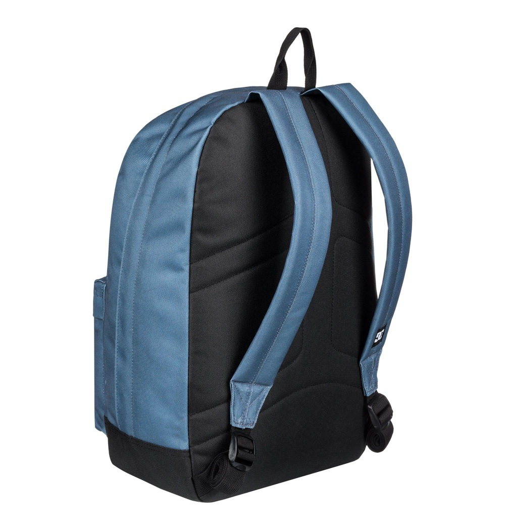 Mochila Dc Shoes modelo Backstack en color azul-b